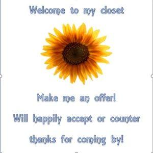 Welcome Poshers <3